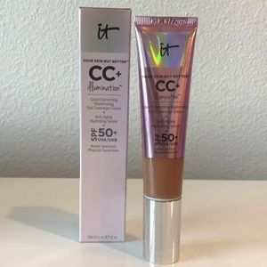 It Cosmetics C C Cream + Illumination